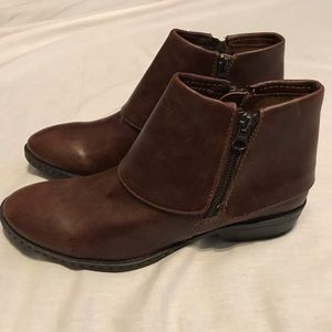BOC booties by Born 8 1/2